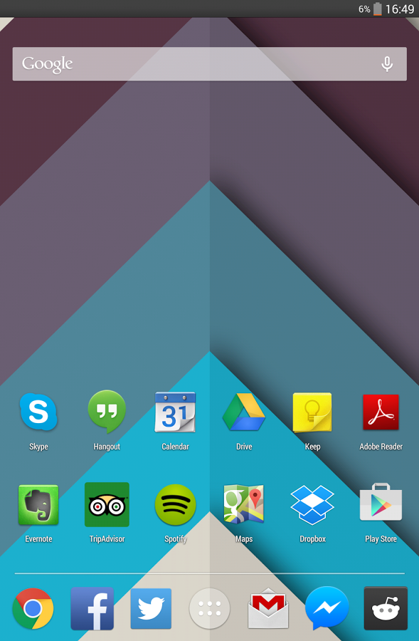 Chrooma Live Wallpaper