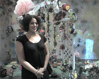 In front of Hysterical Paradise, 2008
