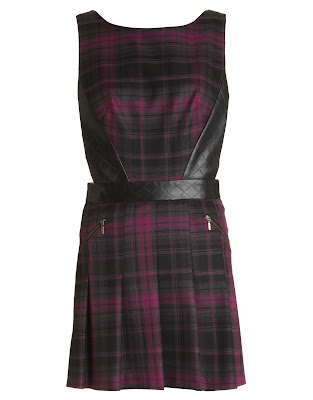 Tartan Dress - Lipsy