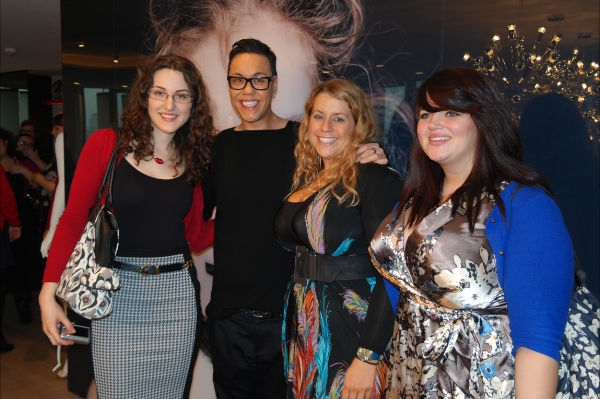 Bangers for Breakfast? Gok Wan for Simply Yours shapewear press launch