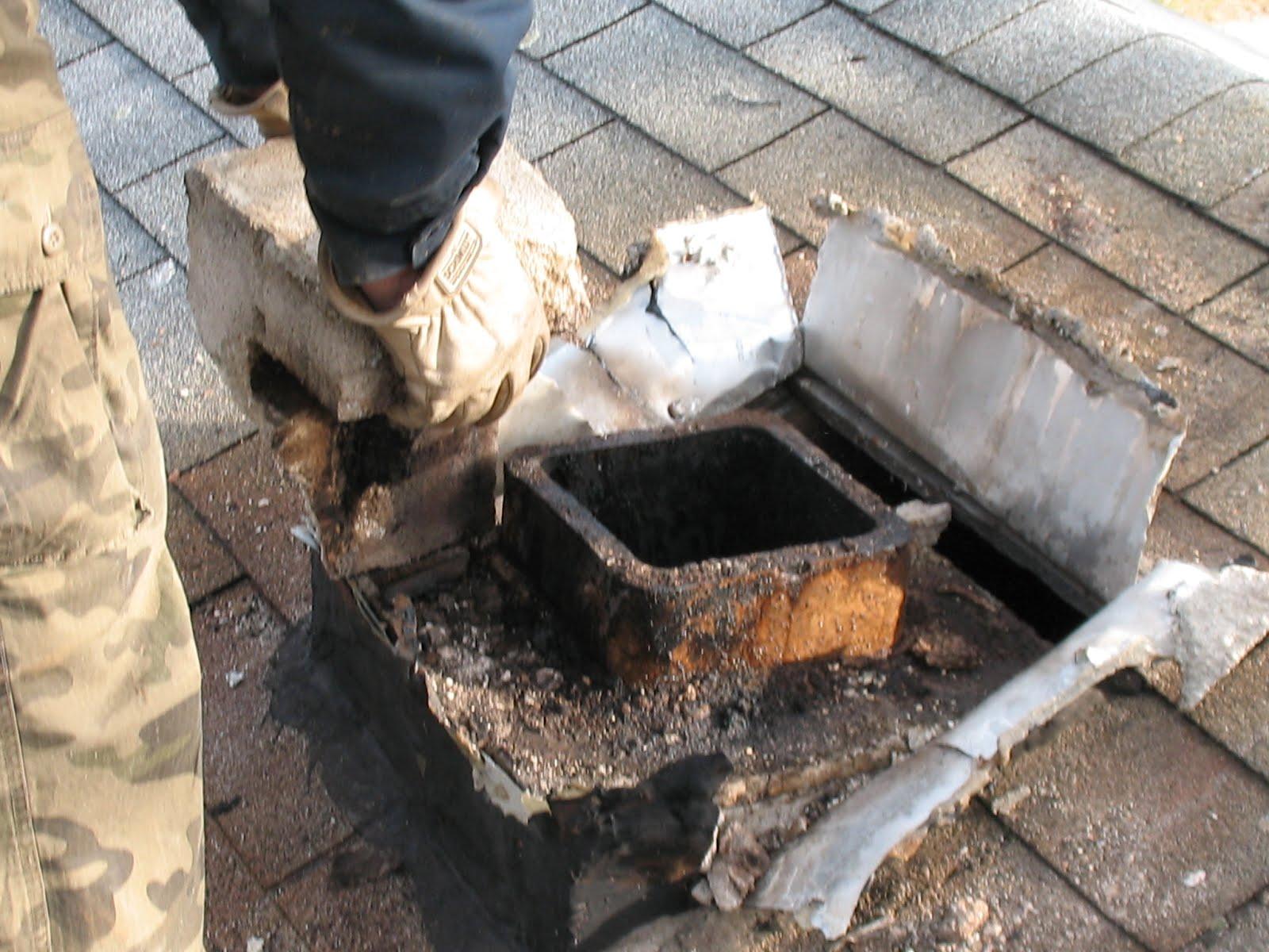 How to remove a chimney - How To Remove A Chimney 28
