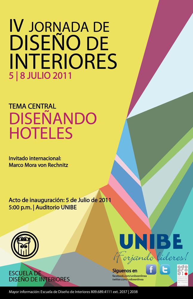 Interiorismo blog dise ando espacios hoteleros for Universidades para diseno de interiores
