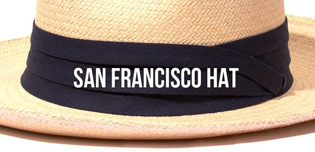 sanfrancisco hat サンフランシスコハット