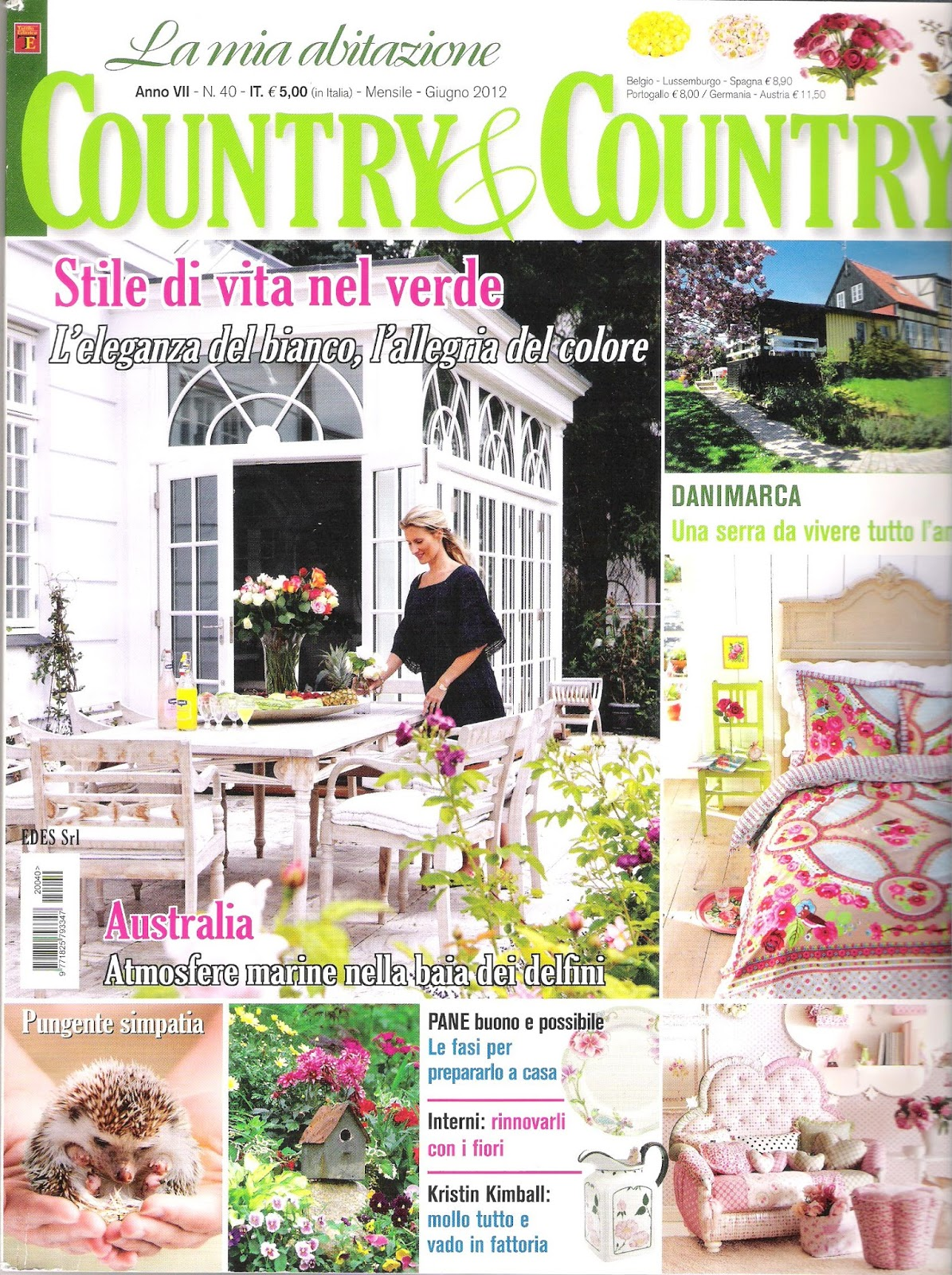 my country nest: press - Riviste Sulla Casa