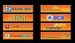 Menerima Pembayaran melalui BANK