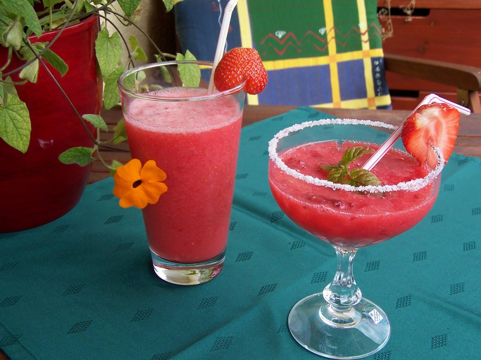 Liebenswert Strawberry Daiquiri Rezept Referenz Von Virgin & Frozen Dream