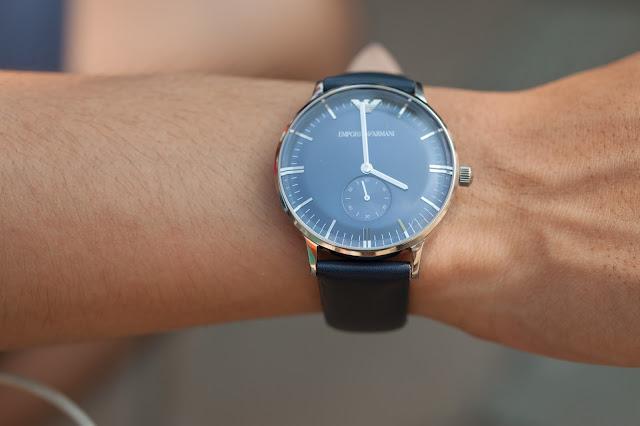 Đồng hồ đeo tay nam cao cấp giá rẻ 2015-2016