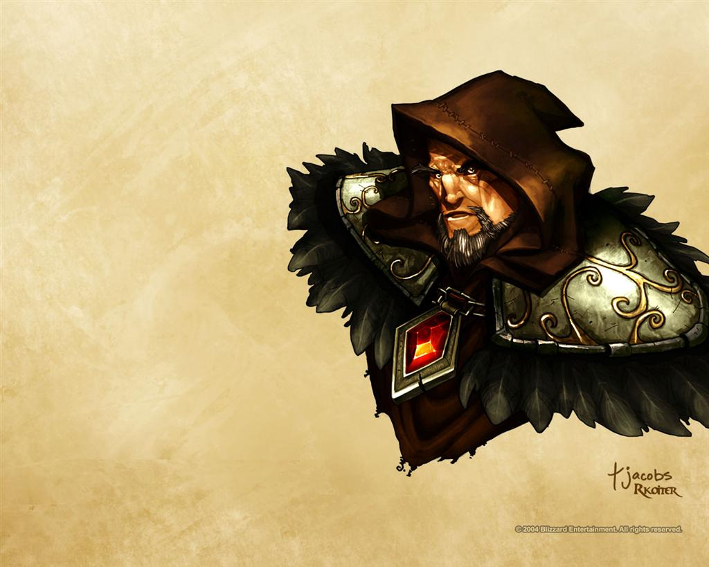 World of Warcraft HD & Widescreen Wallpaper 0.73093357855059