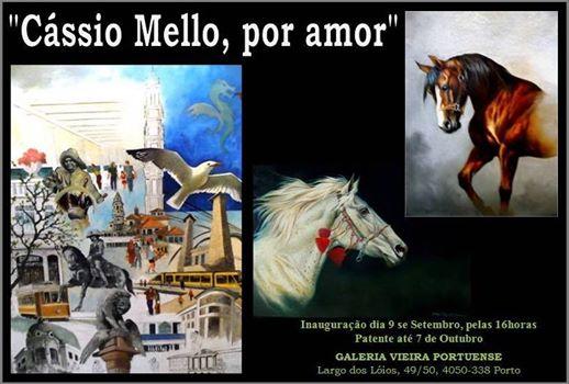 """""""Cássio Mello - Por Amor"""""""