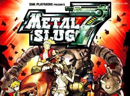Metal Slug 7 Atari Oyunu