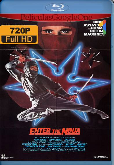 Enter the Ninja (1981) HD [1080p] [Latino] [GoogleDrive]