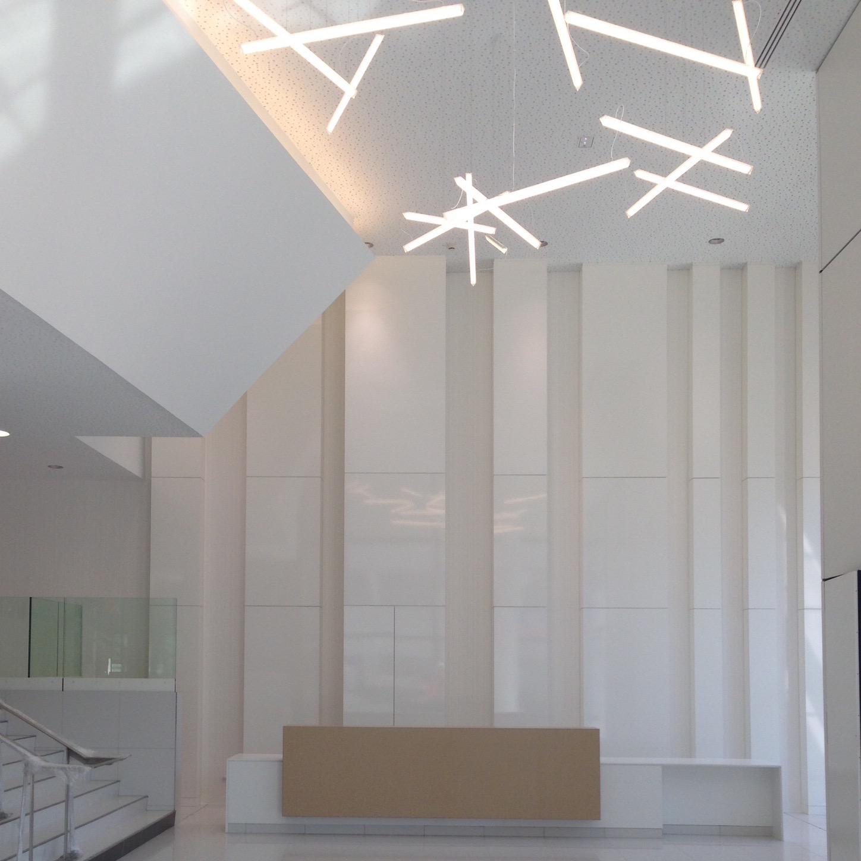 agence d 39 architecture int rieure parallel paris saint denis immeuble green corner. Black Bedroom Furniture Sets. Home Design Ideas
