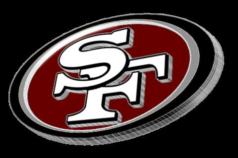 49ERS 3D Logo