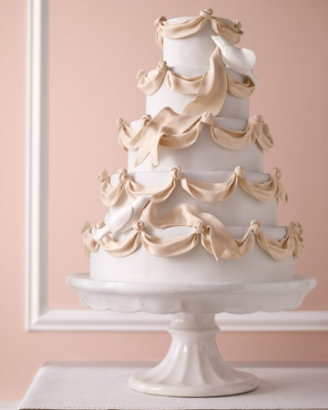 Wedding Cake Designs Martha Stewart Wedding Cakes