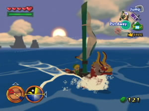 The Legend of Zelda - The Wind Waker (USA) Gamecube