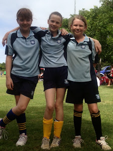 Primary Girls at Charters Towers Soccer Trials