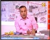 برنامج مانشيت مع جابر القرموطى حلقة يوم  الأإثنين 29-9-2014