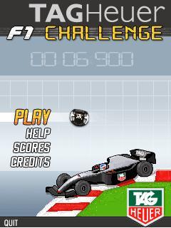 Jogo TagHeuer F1 Challenge Nokia