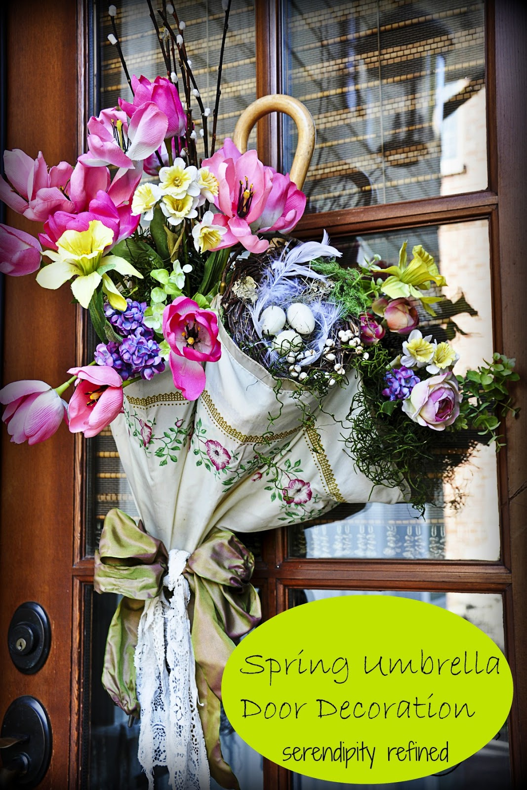 Easter on pinterest easter wreaths peeps and easter eggs for 3 wreath door decoration