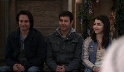 Luke Justin Rain Quentin McCawley Nicole Munoz Christie McCawley daughter son Defiance pilot recap family meeting event screencaps