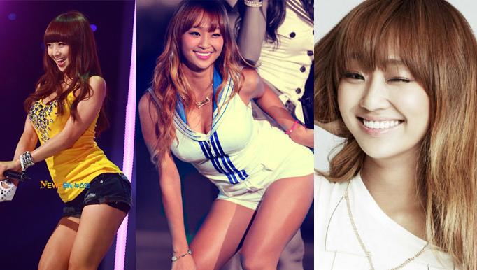 top 10 most beautiful korean female idols all time best