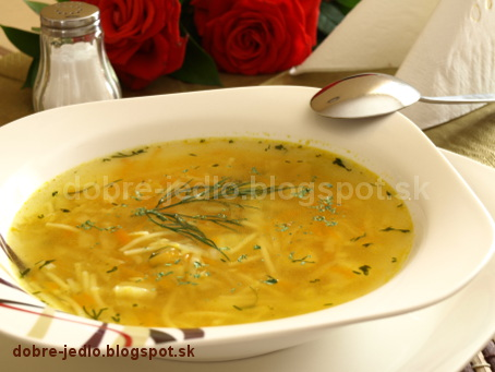 Zeleninová polievka a la Milan - recepty