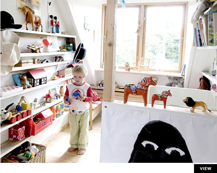 children friendly homes -Denmark