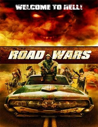 Guerras na Estrada – Dublado