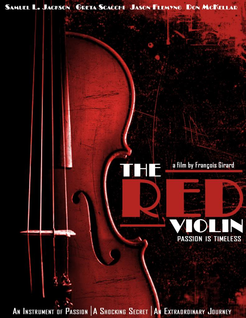 The Red Violin Summary