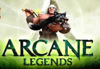 Arcane Legends walkthrough