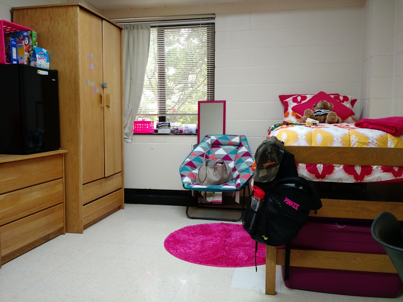 I Enjoy Dorm Life, Everyone On My Side Of The Hall Is On The Track Team  With Me So We Are All Close And Have Basically Become Family Already. Part 19