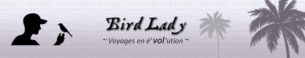 BirdLady - Voyages en é'vol'ution