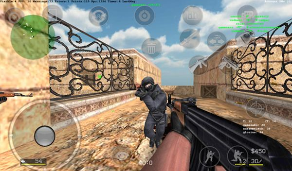 critical strike portable android maps download