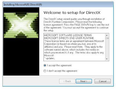 تحميل ديركتس Microsoft DirectX 12 أخر اصدار