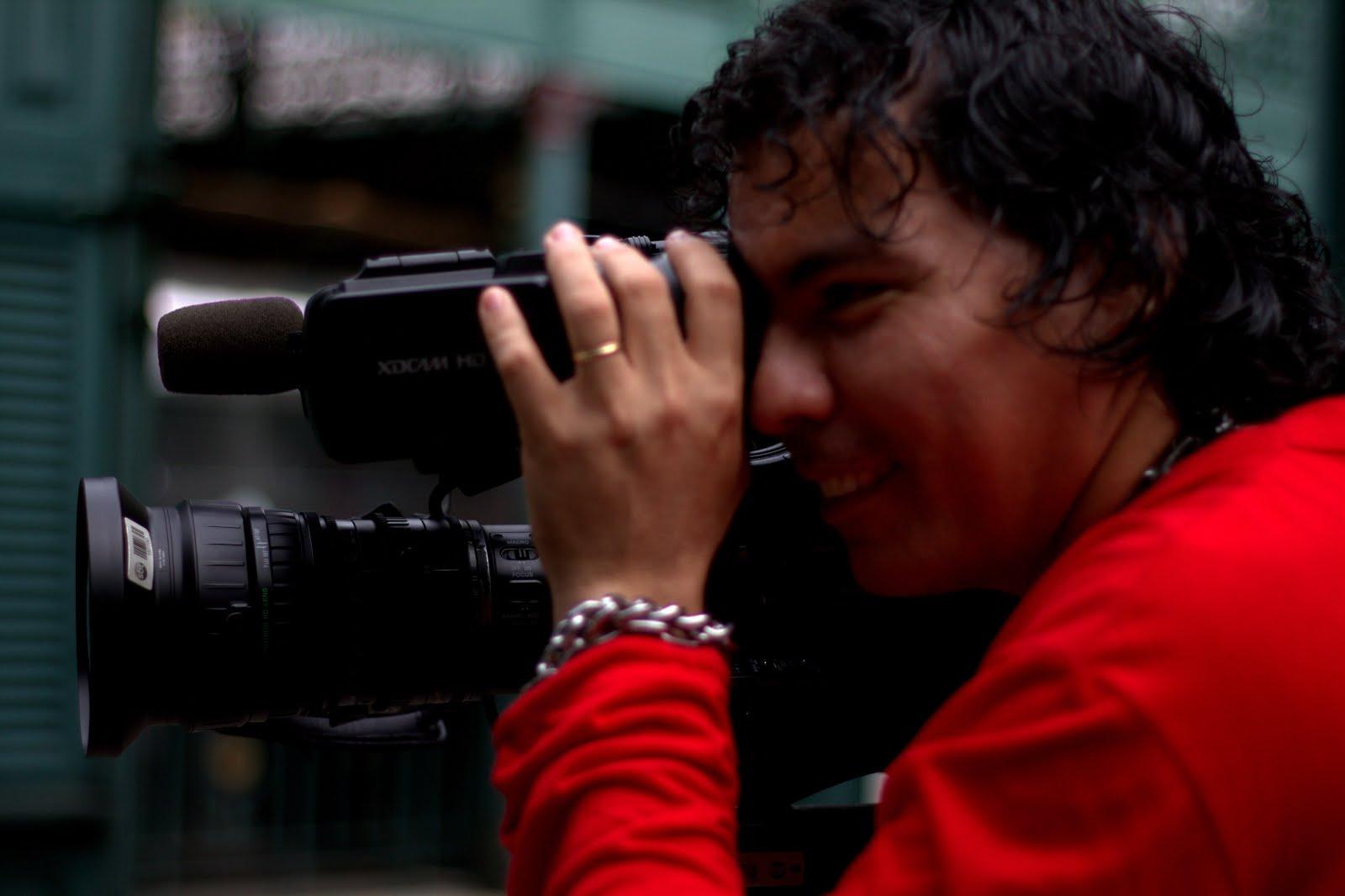 Luxã Nautilho, Diretor do filme Namoro Adolescente. Uma Produção de Cine Cast Photography