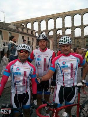 CCC Real Sitio en Segovia