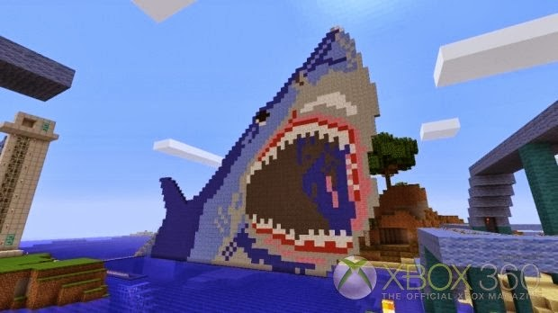 Minecraft Xbox 360 Edition TipsCreations Water Park