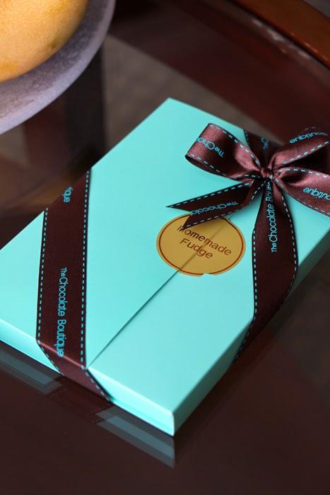 Shangri La Bangkok Chocolaterie