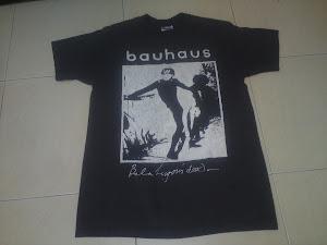 80's BAUHAUS 50/50