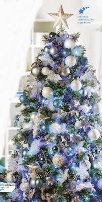 arbol de navidad palacio de hielo