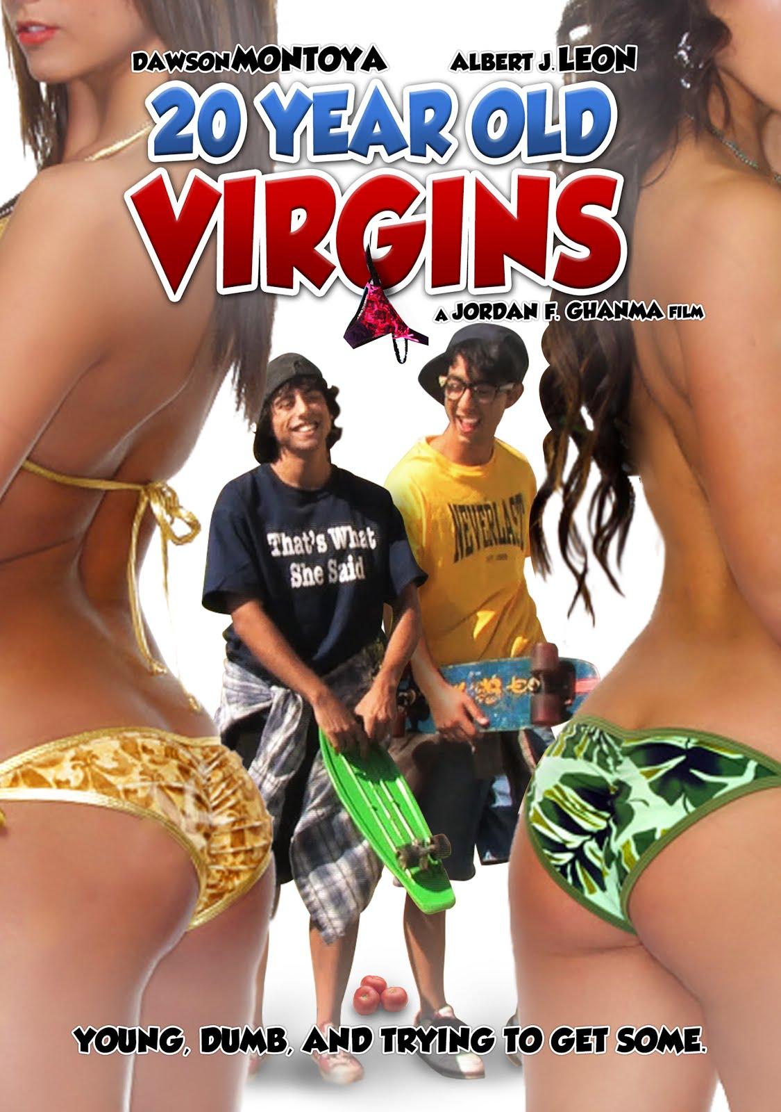 20 Year Old Virgins (2011) English 300MB HDRip 480p