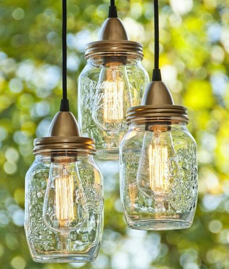 Membuat Lampu Hias Dari Toples