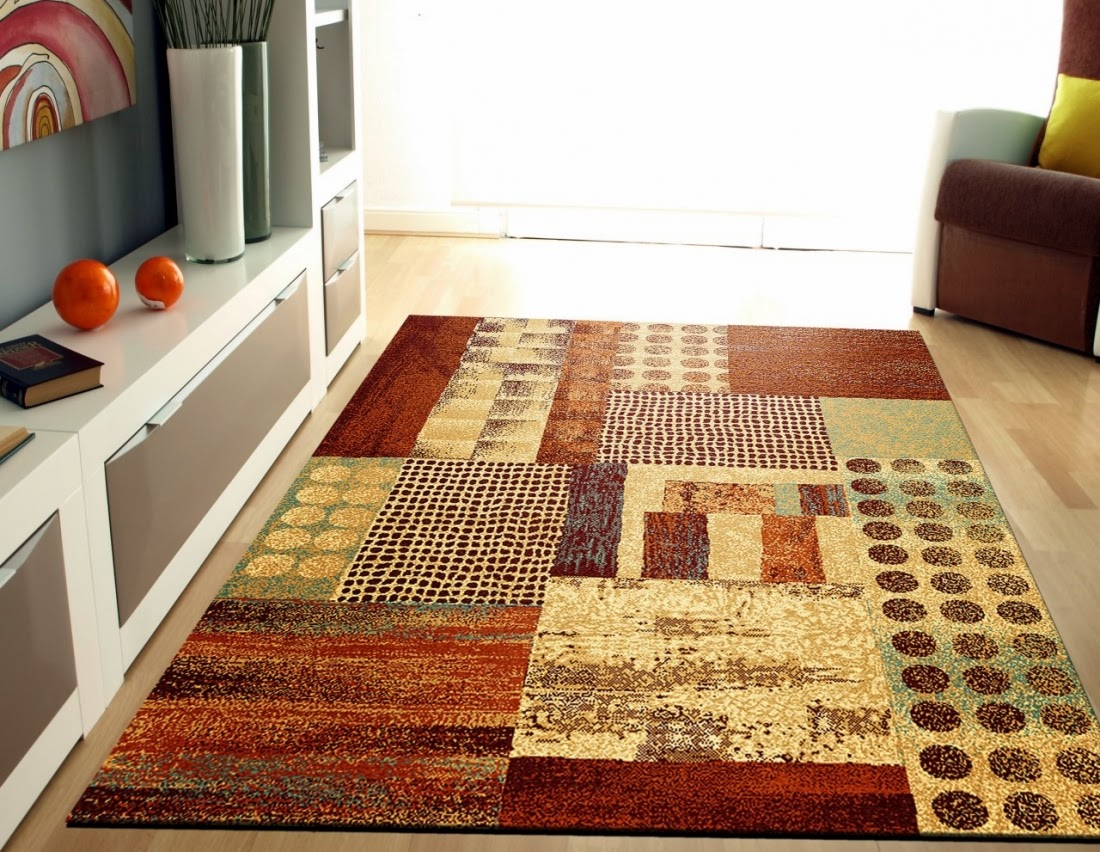 Lekune alfombras modernas de dise o o de lana - Alfombras de pasillo modernas ...