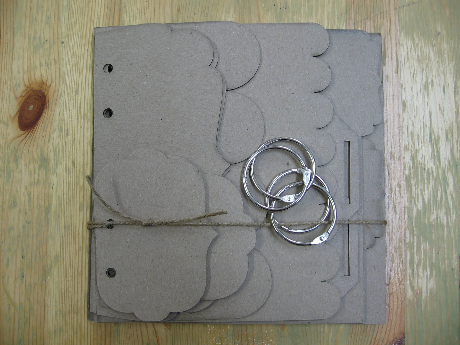 My stamping studio chipboard albums have arrived