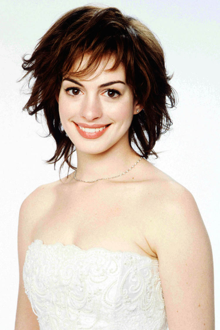 Anne Hathaway Hair Color 23