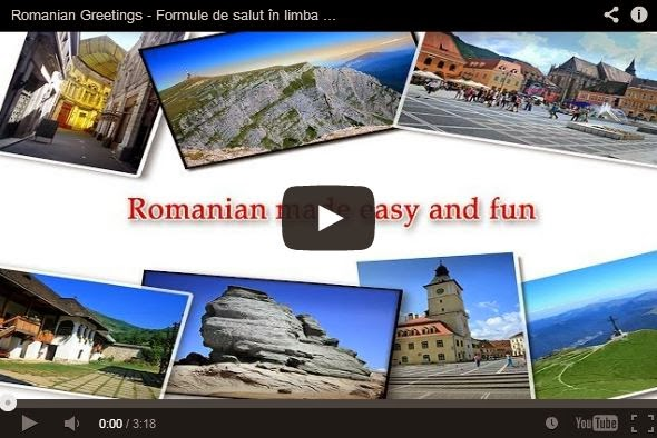 Romanian Greetings - video