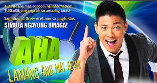 Watch AHA! Pinoy TV Show Free Online.