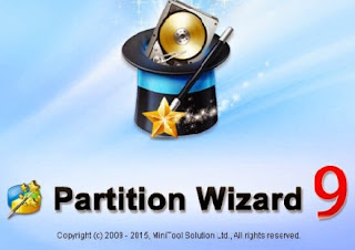 MiniTool Partition Wizard Professional Edition 9 Full