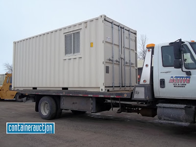 To learn more about office containers and retro-fitted used containers in Ontario search for shipping containers in Toronto on ContainerAuction.com & Toronto Shipping and Storage Container Auctions