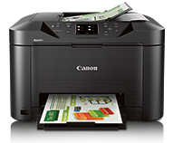 Canon MAXIFY MB5020 Driver For Mac Os